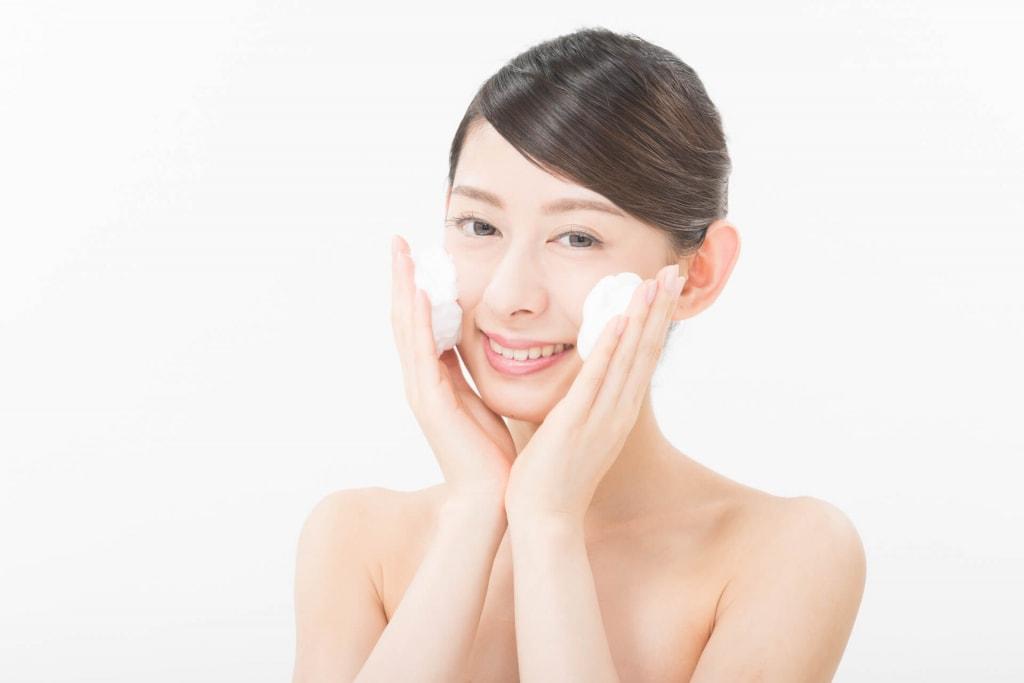 泡洗顔のビフェスタは4タイプ!