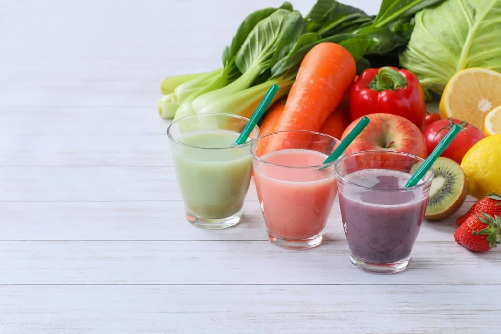 野菜ジュースダイエットやり方は3種類