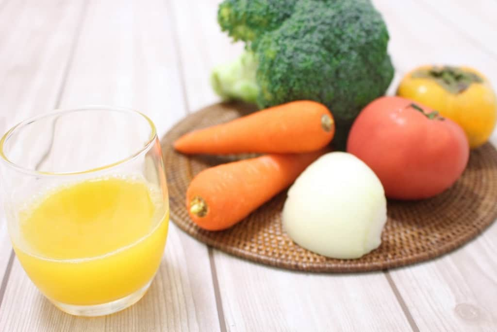 野菜ジュースダイエットで夜ご飯に置き換える方法