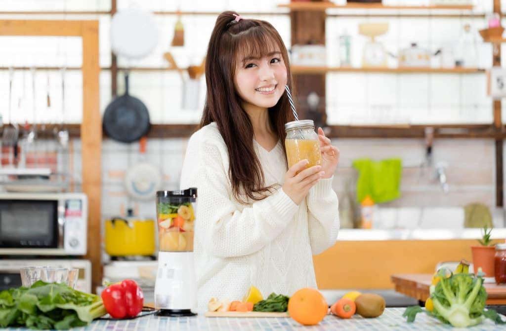 野菜ジュースを毎日飲むと効果的?