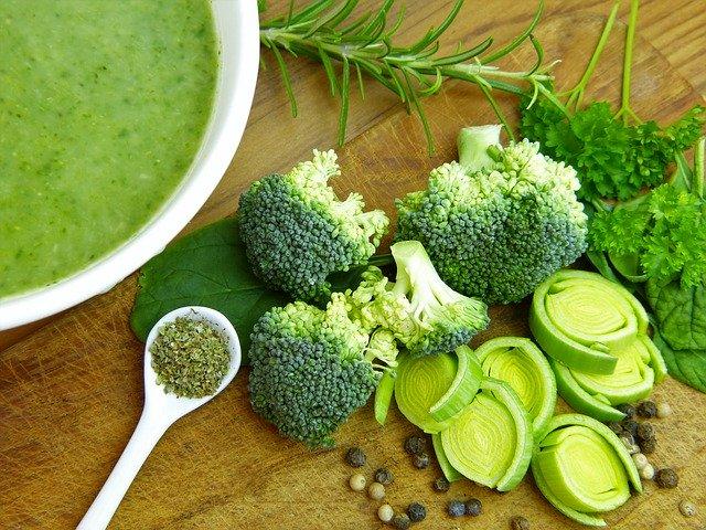 ブロッコリーのダイエットに効果的な食べ方