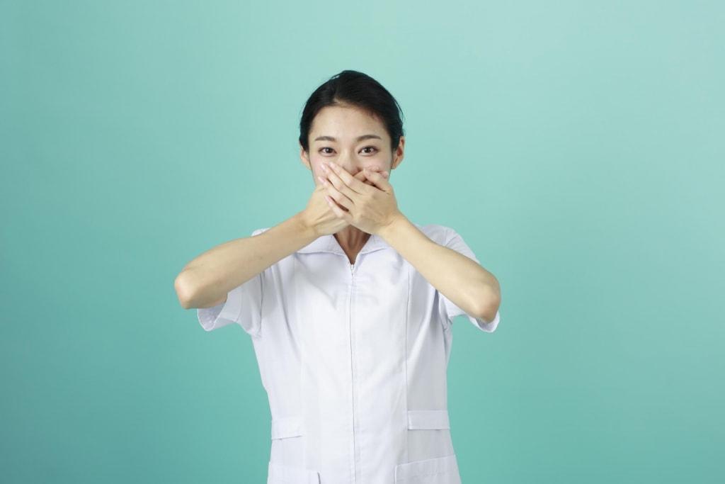 口臭対策の前に…口が臭い原因は?