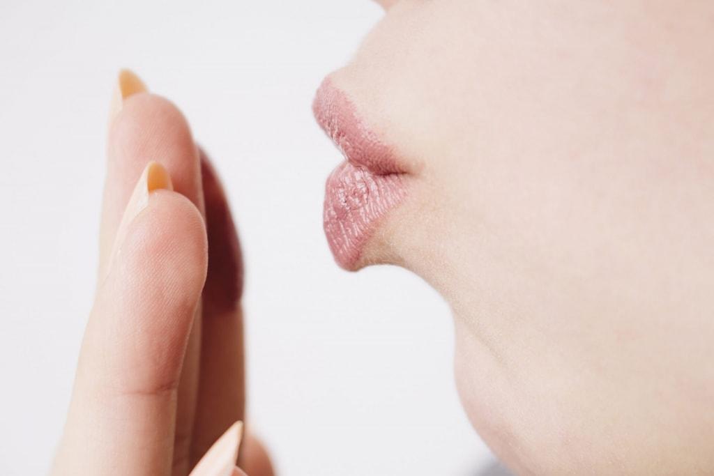 口臭対策の食べ物