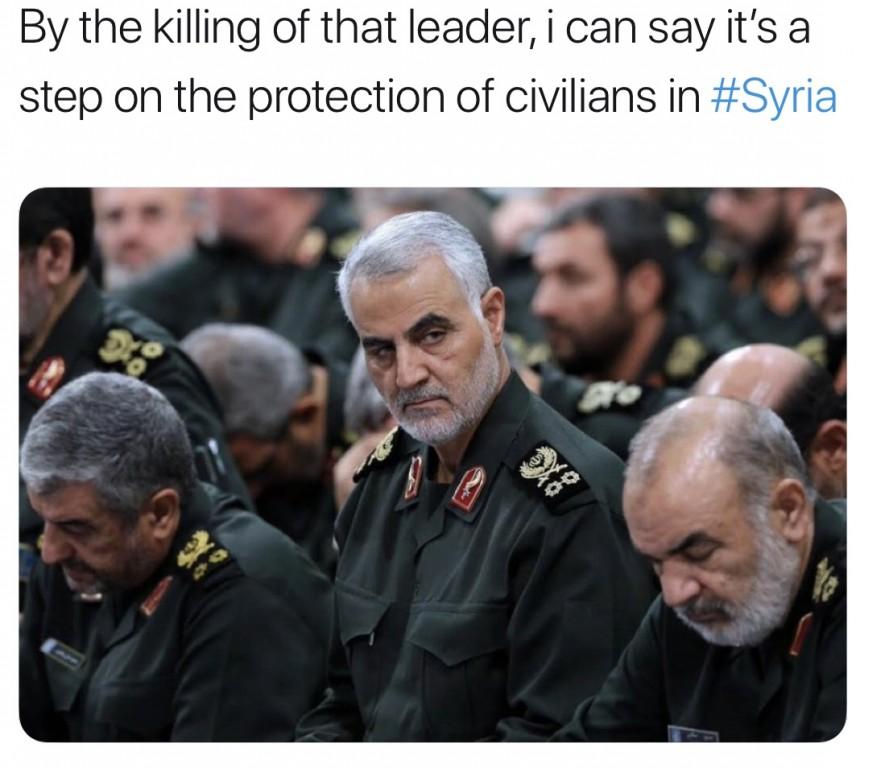 殺害されたイラン司令官『ソレイマニ』とトランプが一目で分かる最悪の相性【辛口オネエ】