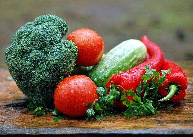 ブロッコリーと他の野菜のカロリー比較