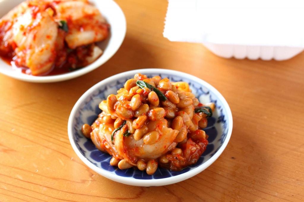 納豆キムチダイエット