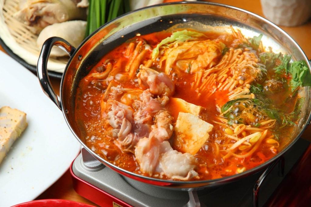 キムチ鍋ダイエット