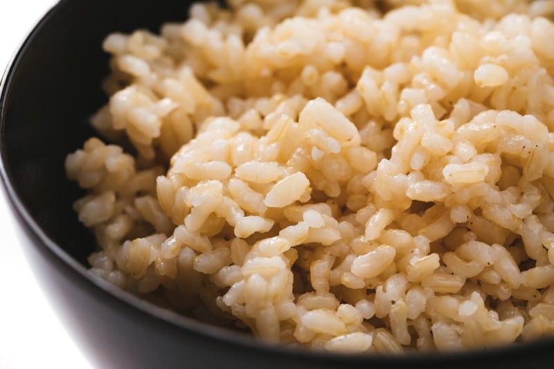 玄米の糖質はどのくらい?