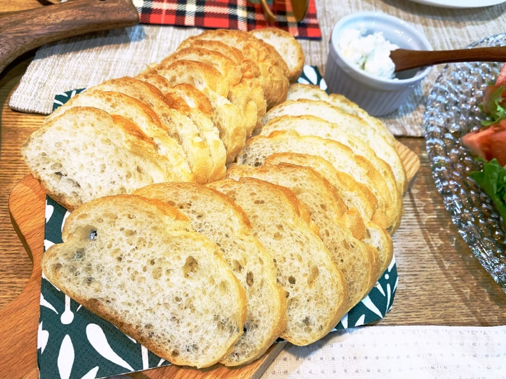 フランスパン1切れのカロリー