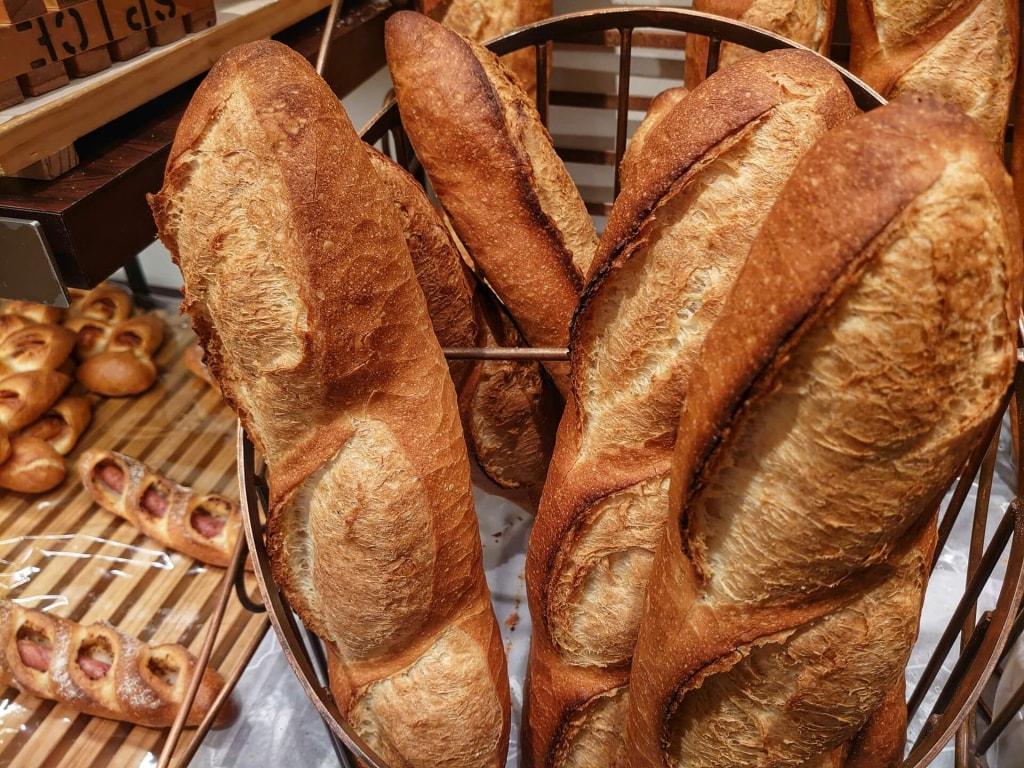 フランスパンのカロリー