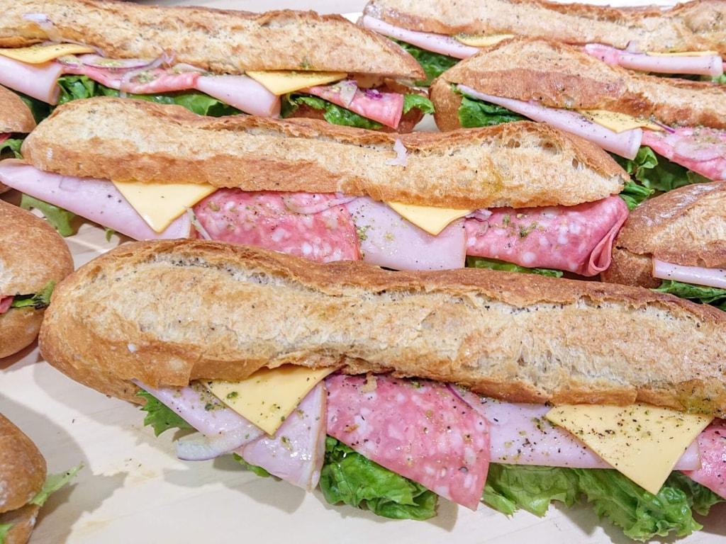 ダイエット中にフランスパンを食べるには?