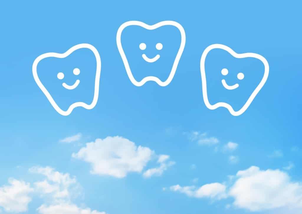 歯を白くする方法のあとは予防対策