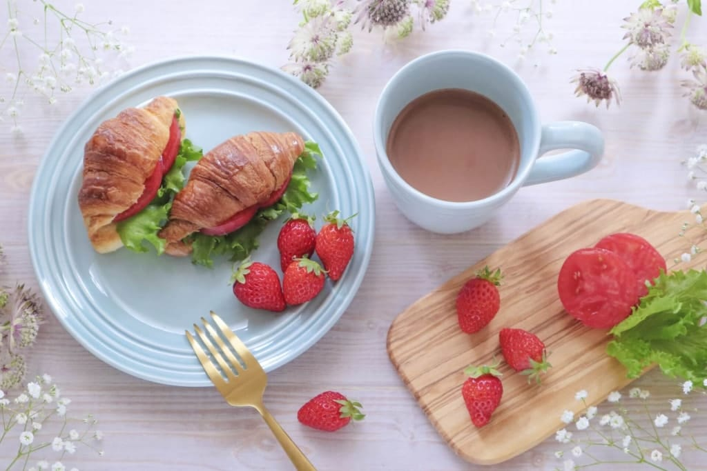 ダイエット中にクロワッサンを食べるときの注意点