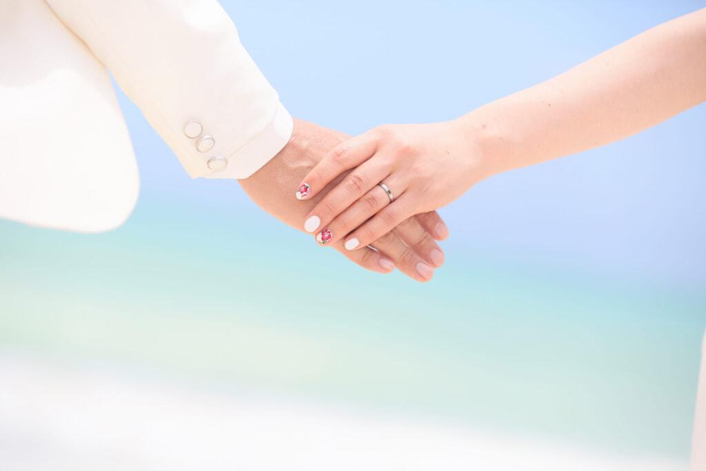 結婚の決め手のエピソード