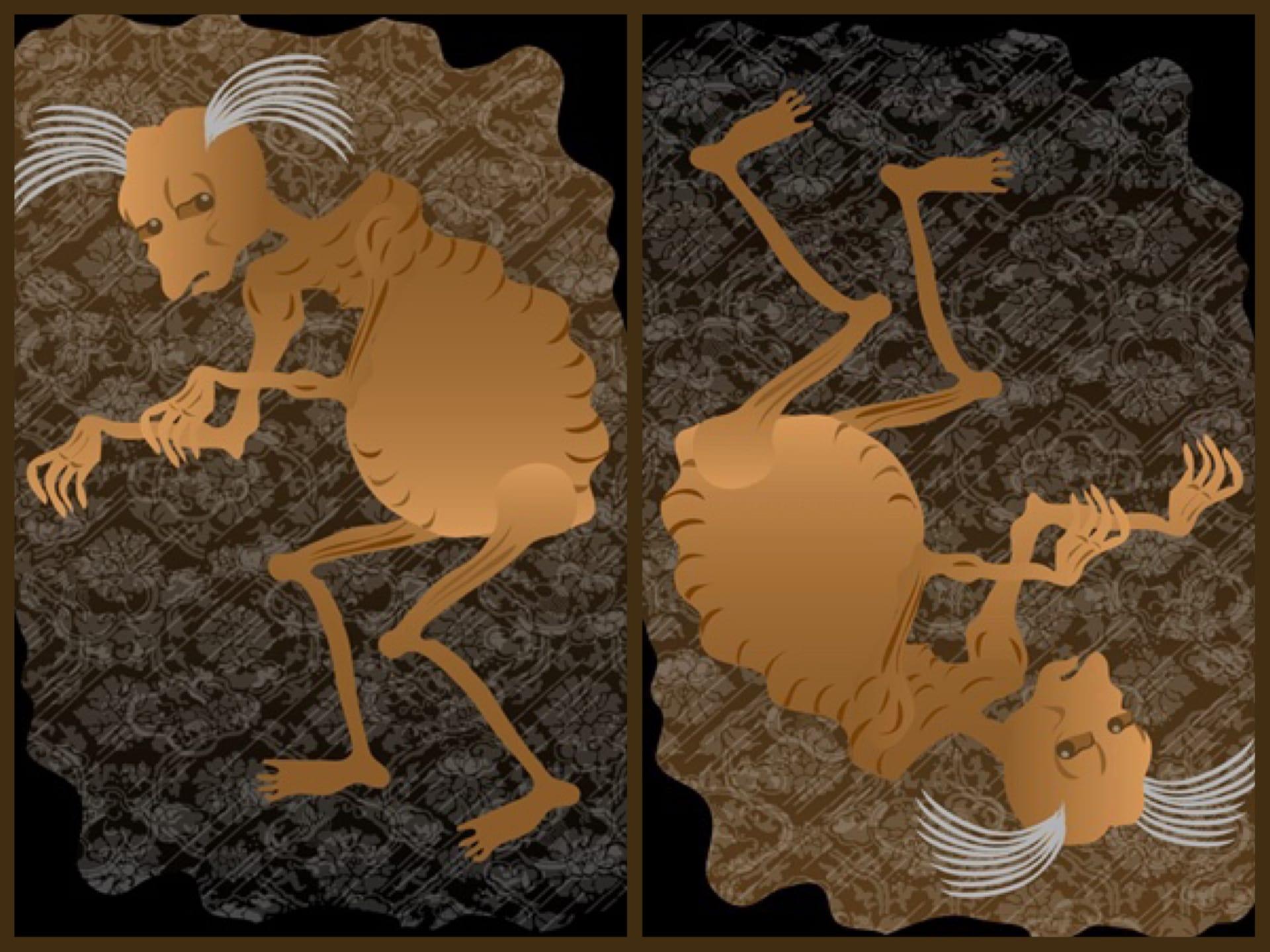 餓鬼(1)世界の結界が崩壊中。低波動の幽界から人間界に侵入した餓鬼の特徴【芦屋道顕】