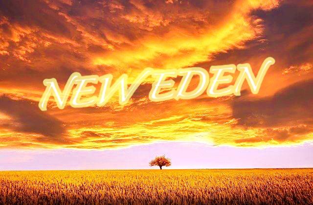 新エデン(1)地球創造後で初めての新たな『物理次元』の星【辛スピ】おしゃべり隕石(21)